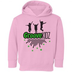 Groove Kidz Toddler Pull Over Hoodie