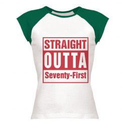 Straight outta Seventy-First!