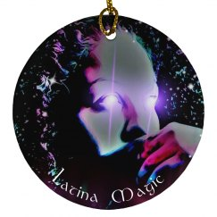 Latina Magic Pendant-Jazzy Art