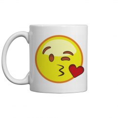 Emoji Kiss Me