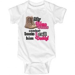 Hero Dad-Combat Boots (g)