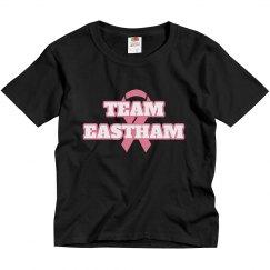 Team Eastham Kid T-shirt Black