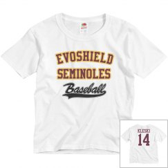 Youth Evoshield Seminoles
