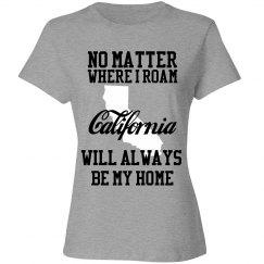 Home State: California
