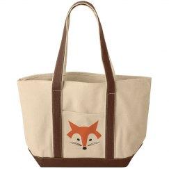 Cute Fox Face