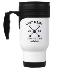Travel Mugs for the Family Camping Trip