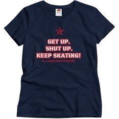 Keep Skating!