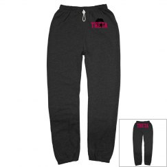 Theta sweat pants
