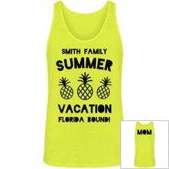 Family Florida Vacation 1