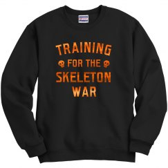 Shiny Skeleton War In Training