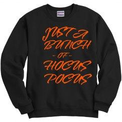 Orange Metallic Hocus Pocus