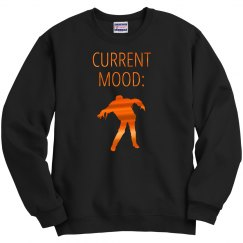 Metallic Zombie Current Mood