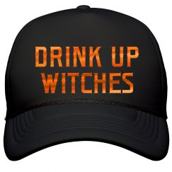 Drink Up Witches Halloween Hat