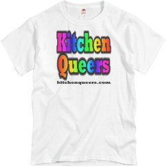 Kitchen Queers logo shirt
