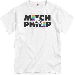 Kitchen Queers logo shirt