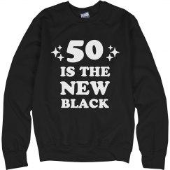 Cozy 50 Is The New Black