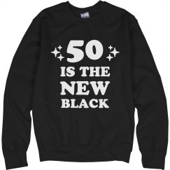 Cozy 50 Is The New Black