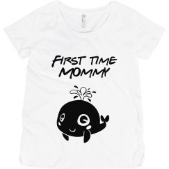 Mommy Maternity Shirt