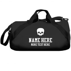 Roller Derby Girl's Bag