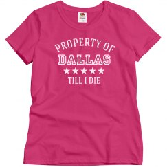Property of Dallas