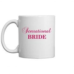 Sensational Bride Mug