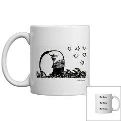 The Ocean Moon Mug