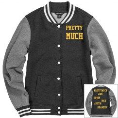 PRETTYMUCH Letterman Jacket