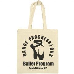 Ballet Canvas Bag