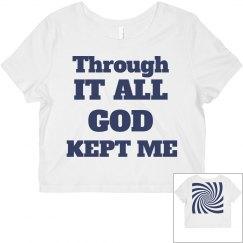 God Kept Me