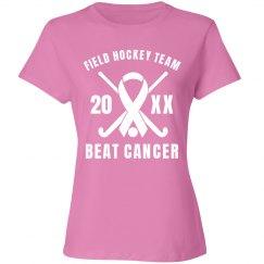 Beat Cancer Field Hockey