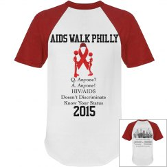 Aids Walk Philly 2015