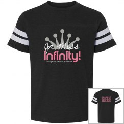JR. MISS INFINITY Logo Tee (V1)