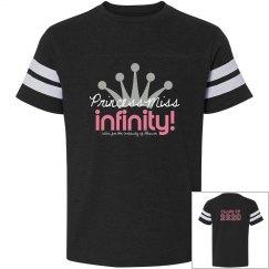 PRINCESS MISS INFINITY Logo Tee (V1)
