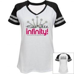 MISS TEEN INFINITY Logo Tee (V2)