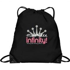 MISS TEEN INFINITY Logo Handbag