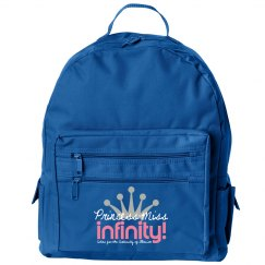PRINCESS MISS INFINITY Logo Backpack