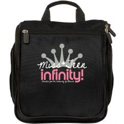 MISS TEEN INFINITY Logo Make-up Bag