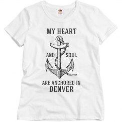 Anchored in Denver
