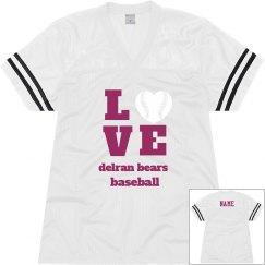 """""""LOVE"""" Mesh Shirt"""