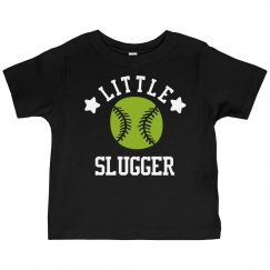 Little Softball Slugger