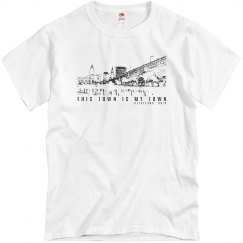 This Town is My Town Cleveland T-shirt