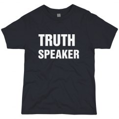 TRUTH SPEAKER KIDS W/B