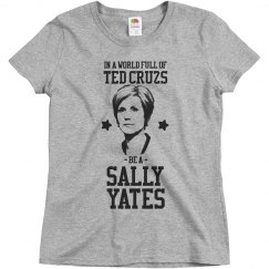 Always Be A Sally Yates