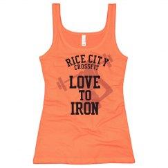 Love to iron
