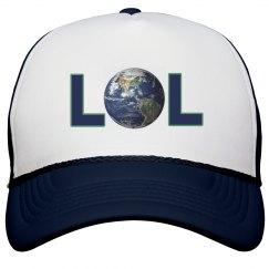 LOL Globe Earth