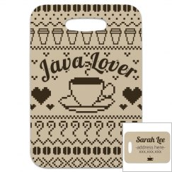 Java Lover Tag