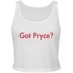 Got Pryce?