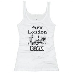 PARIS,LONDON,ROAM