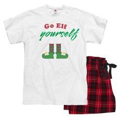 Go Elf Yourself PJs