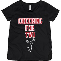 Maternity Cheering for 2